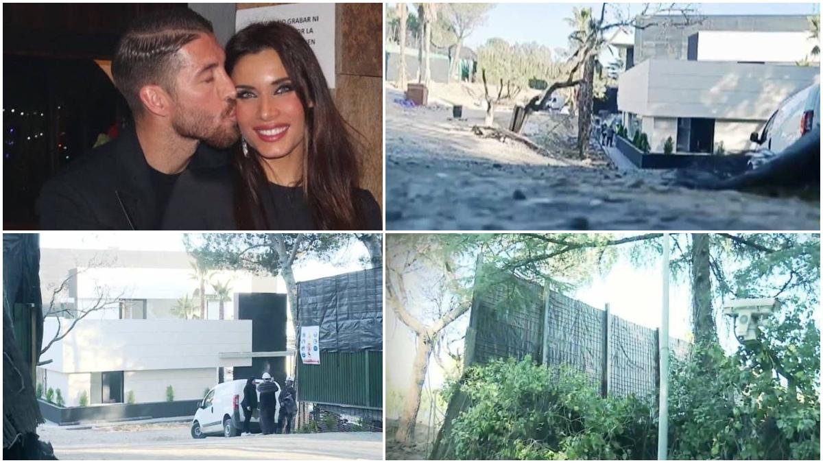 La nueva casa de Sergio Ramos y Pilar Rubio.