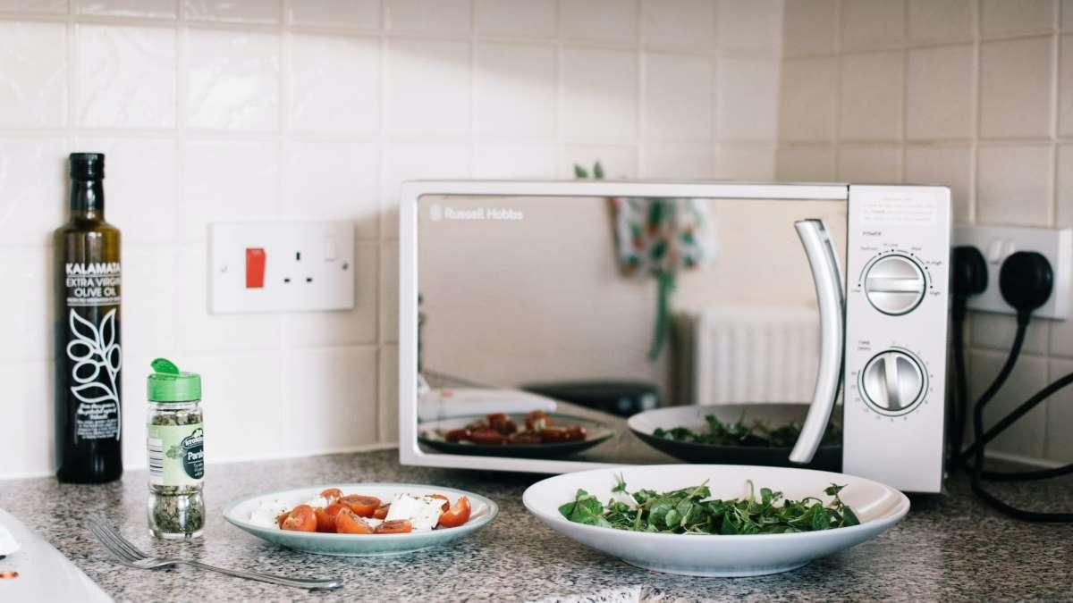 El microondas es uno de los electrodomésticos más utilizados