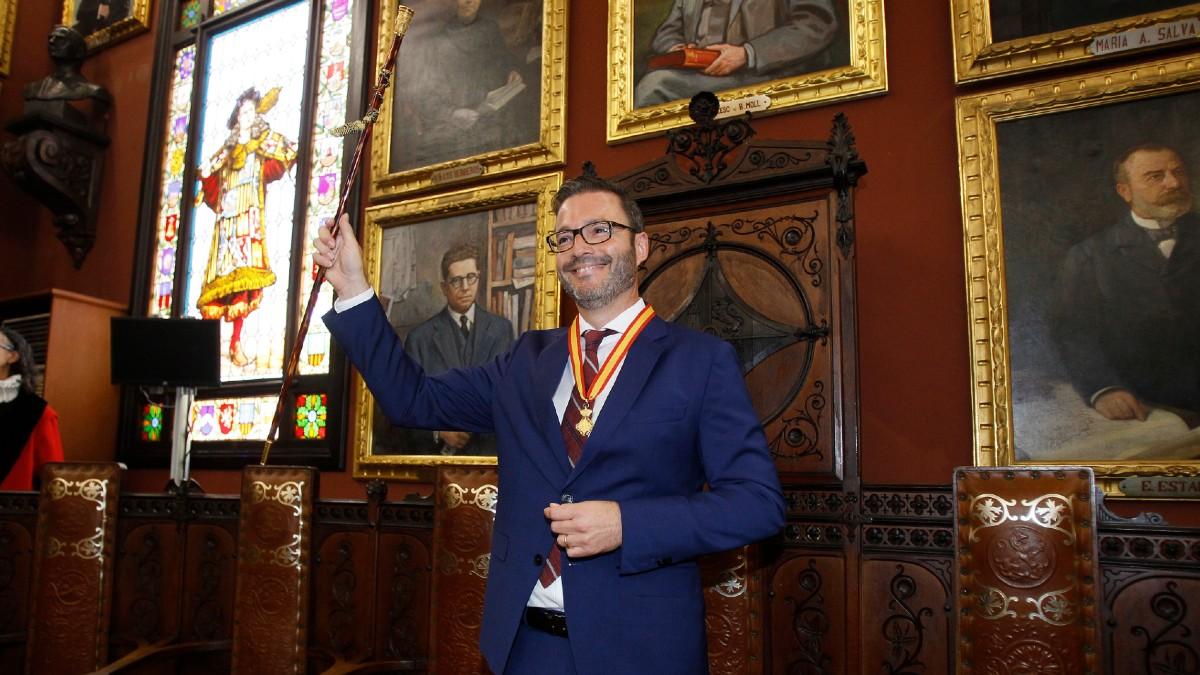 El alcalde de Palma, el socialista José Hila. (Foto: Europa Press)
