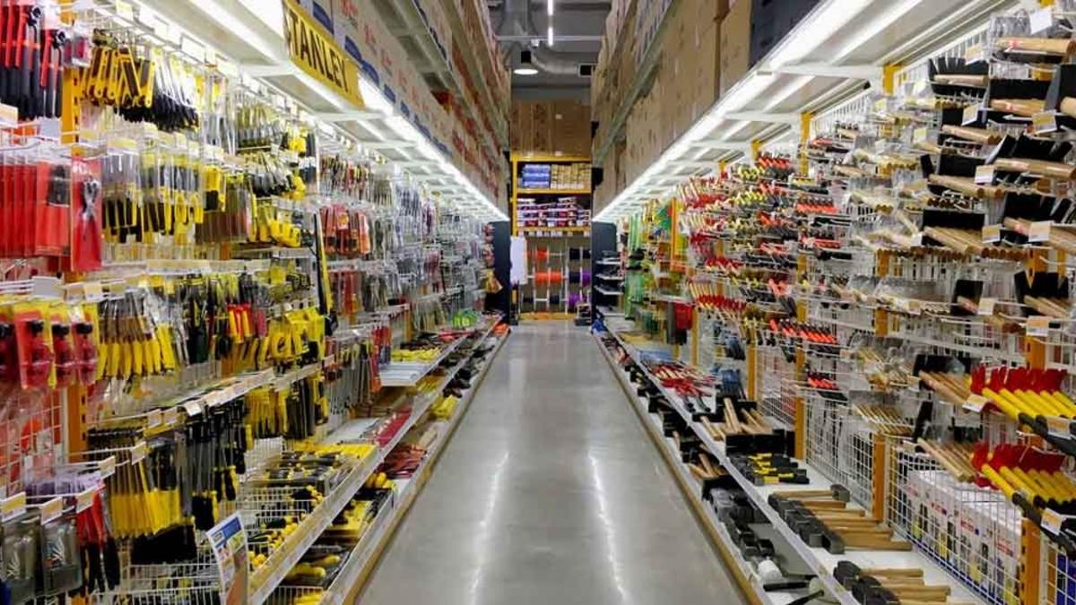 La fiebre de las reformas se mantiene_ el 85% de las tiendas de bricolaje ha crecido en 2021 (1)
