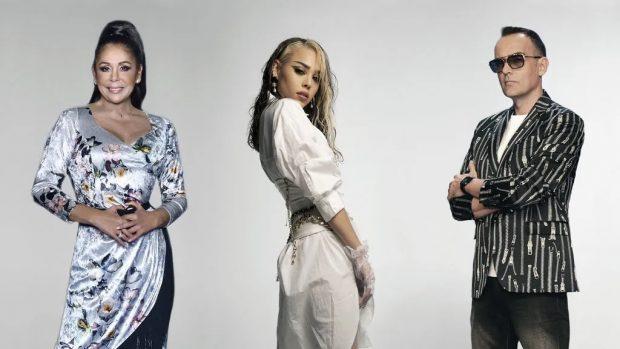 Isabel Pantoja, Danna Paola y Risto Mejide serán los tres mentores de 'Top star' en Telecinco