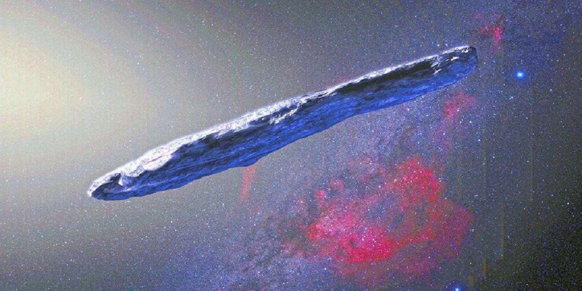 Oumuamua, misterio