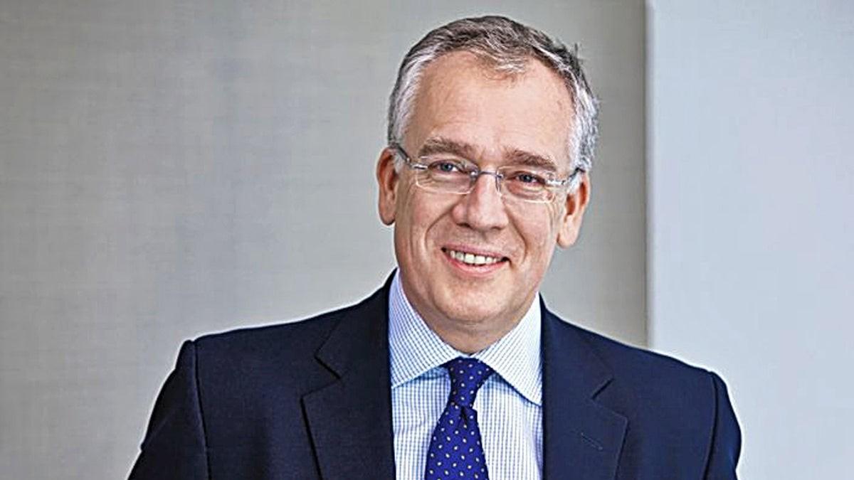 Richard Meddings, presidente de TSB
