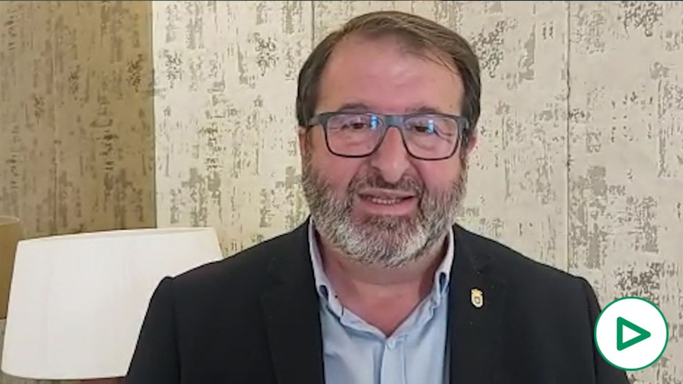 Juan Ávila, candidato en el PP de Sevilla.