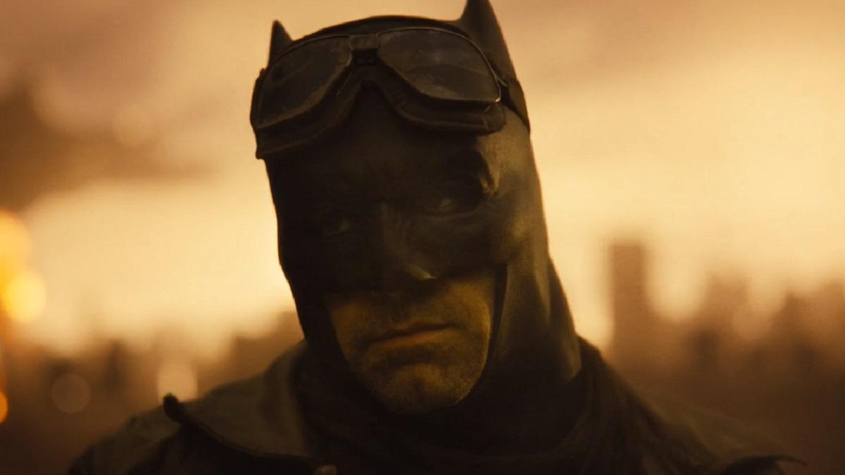 Batman en 'La Liga de la Justicia de Zack Snyder' (Warner Bros-HBO)