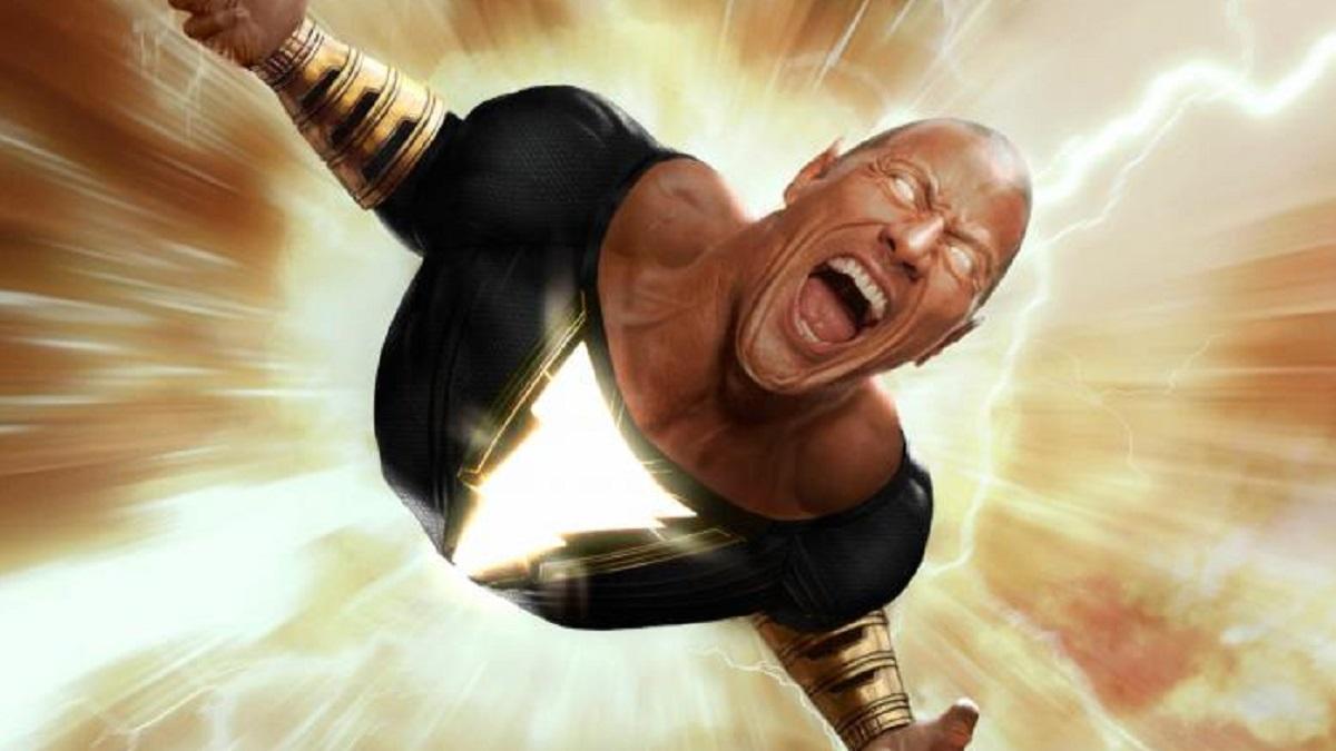 'Black Adam' llegará a los cines en 2022 (Fuente. Warner Bros Pictures)