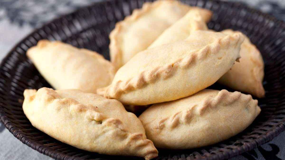 Cocarrois, receta de empanadillas mallorquinas