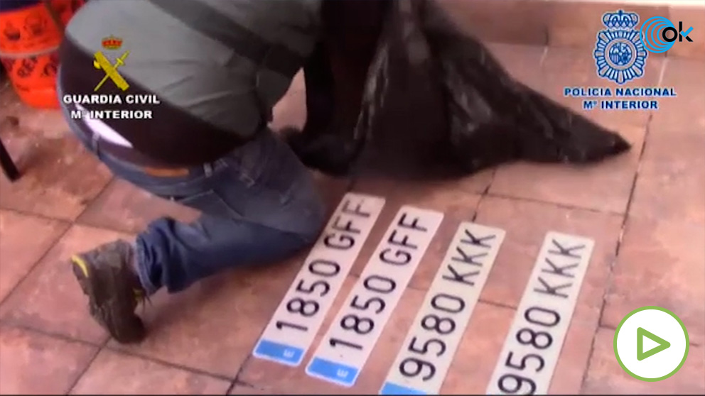 La Policía ha desarticulado una banda dedicada al robo de coches