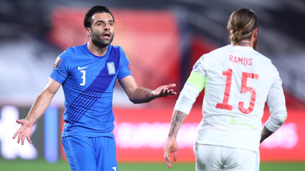 España – Grecia | Clasificación para el Mundial de Qatar 2022, en directo