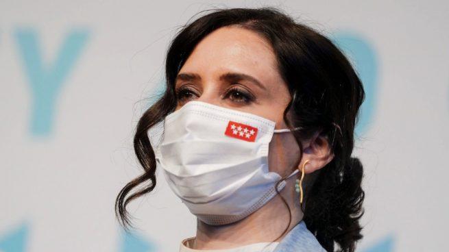 Isabel Díaz Ayuso Junta Electoral