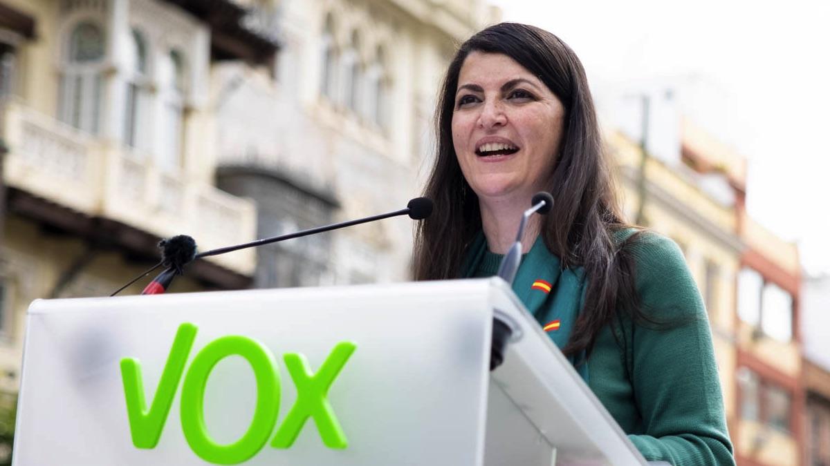 Macarena Olona (Foto: Vox).