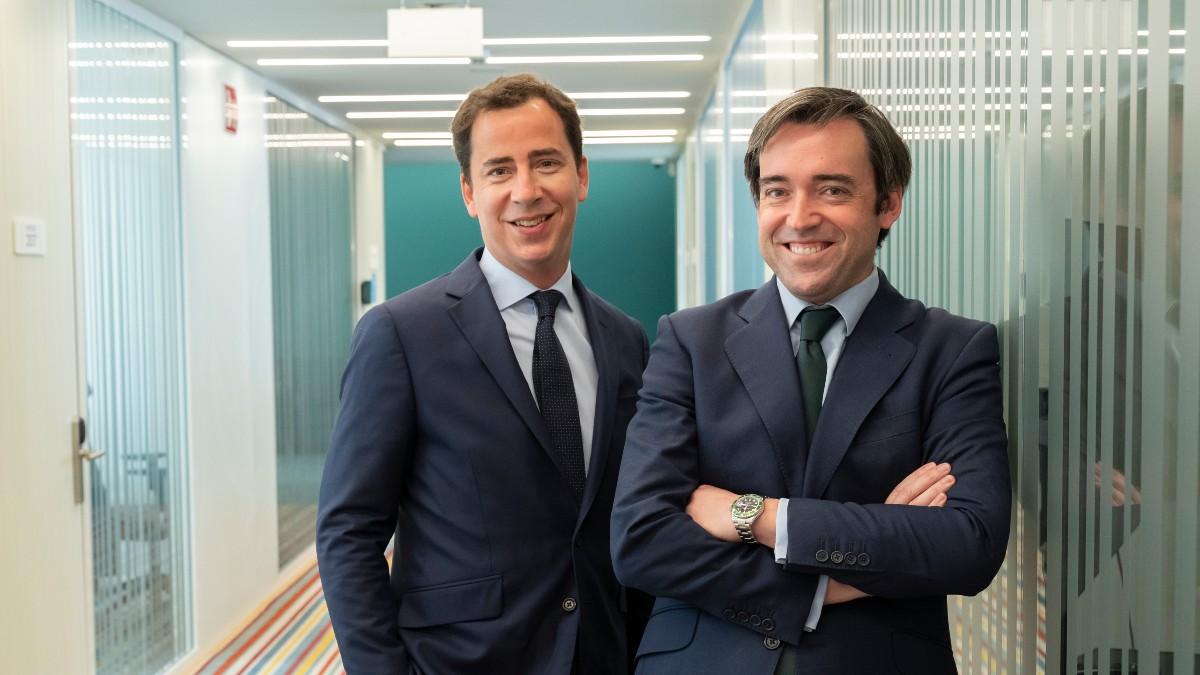 José María Marco y Carlos Gómez-Múgica, los socios de Mago Equity