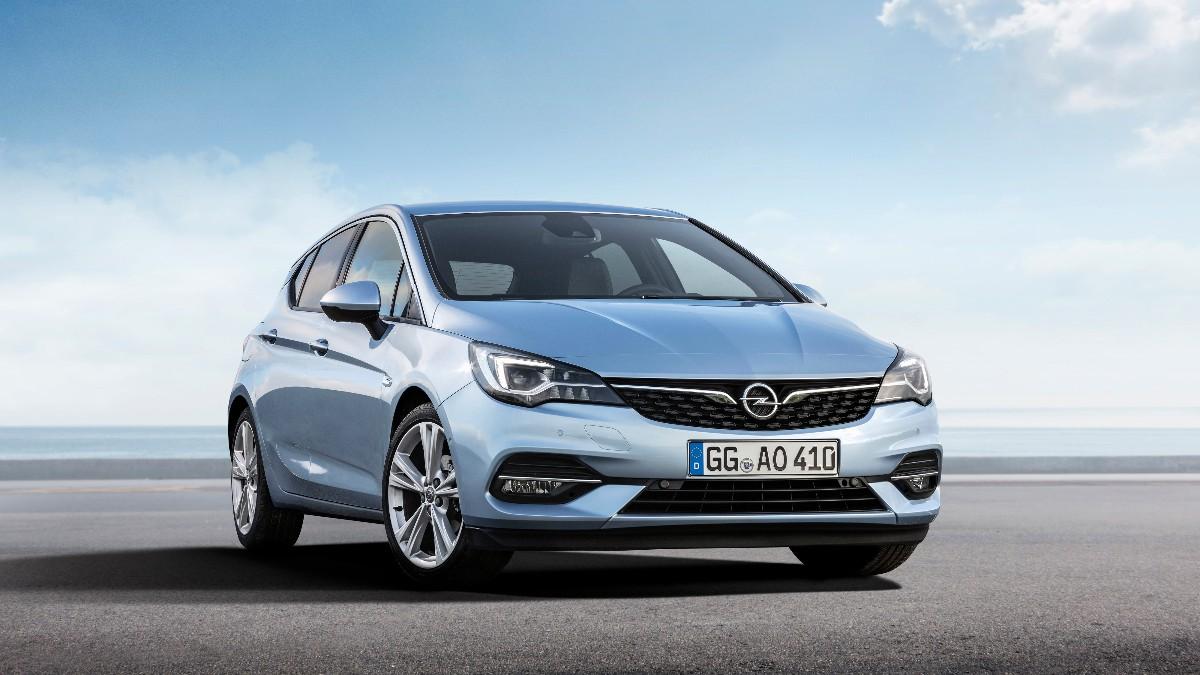 El nuevo Opel Astra combina diseño y grandes prestaciones.
