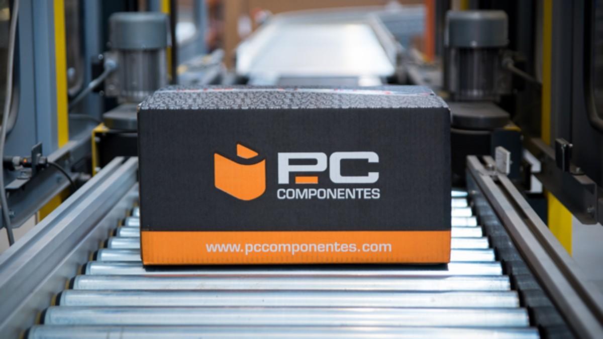 PcComponentes aumenta un 60% su facturación y supera los 2,6 millones de pedidos en 2020
