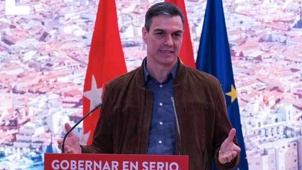 Pedro Sánchez fondos europeos