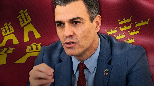 Moción censura Murcia