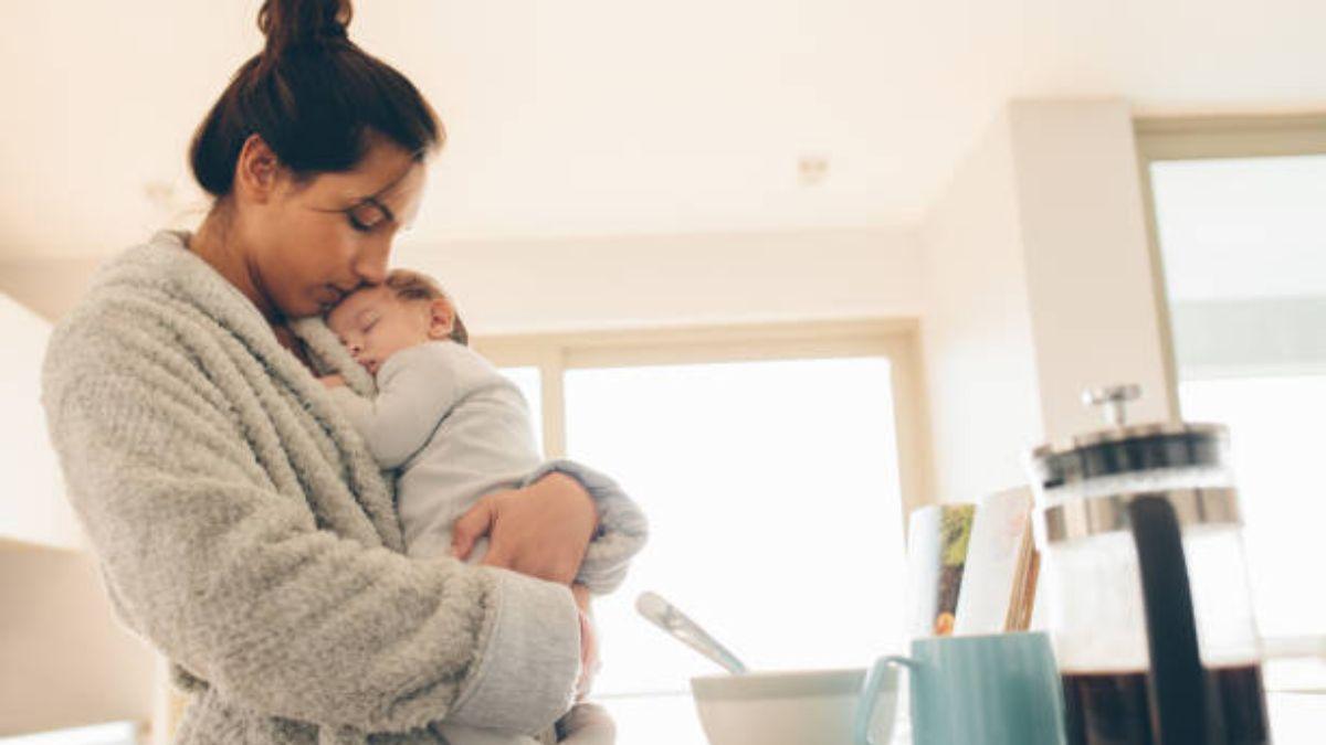 Pautas para lidiar con las ganas del bebé de estar en brazos