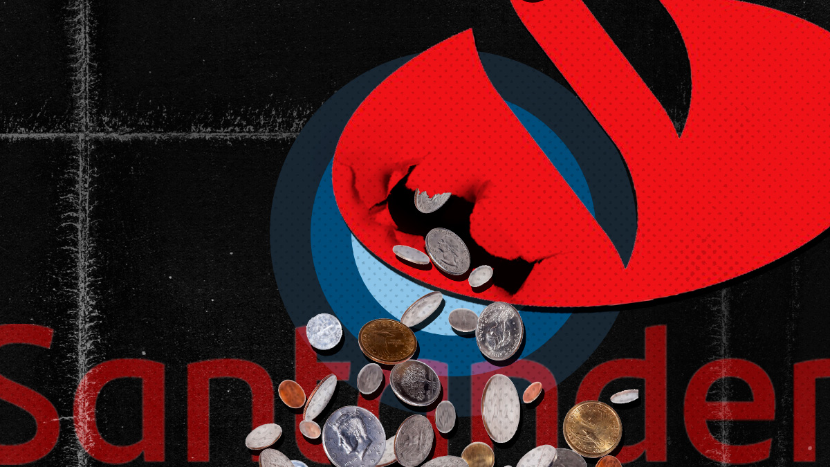 Santander pierde patrimonio