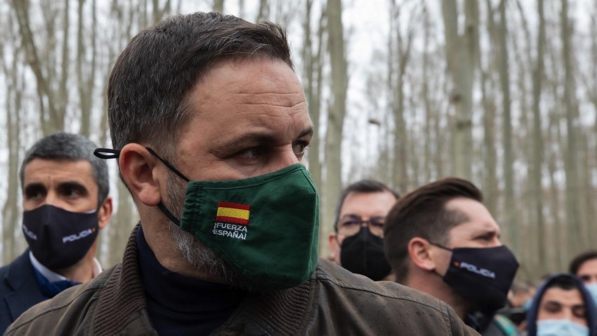 Santiago Abascal. (Foto: Vox)