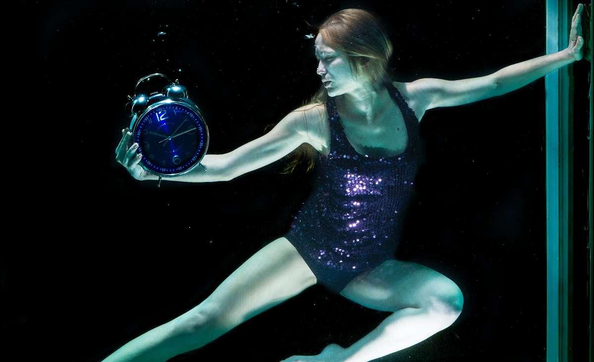 Curiosidades: un reloj de agua