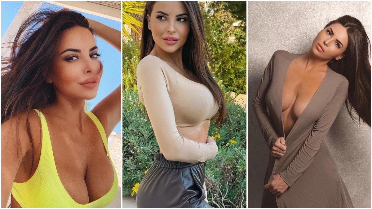 María Luisa Jacobelli en Instagram