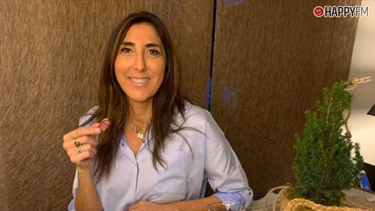 Paz Padilla, amiga de Jordi Sánchez