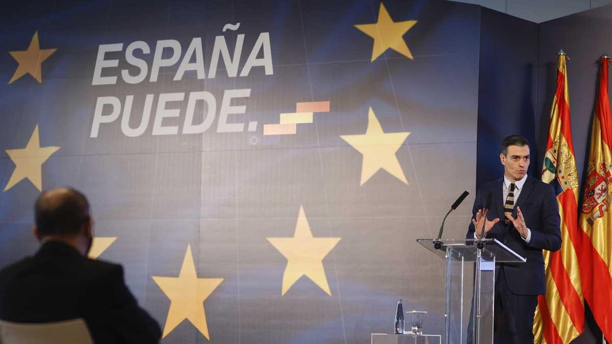 Pedro Sánchez, presidente del Gobierno. Foto: Europa Press