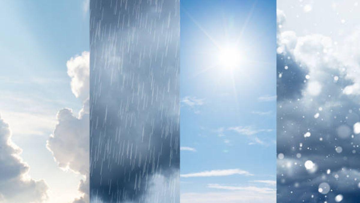 De qué manera va a variar el tiempo durante esta Semana Santa