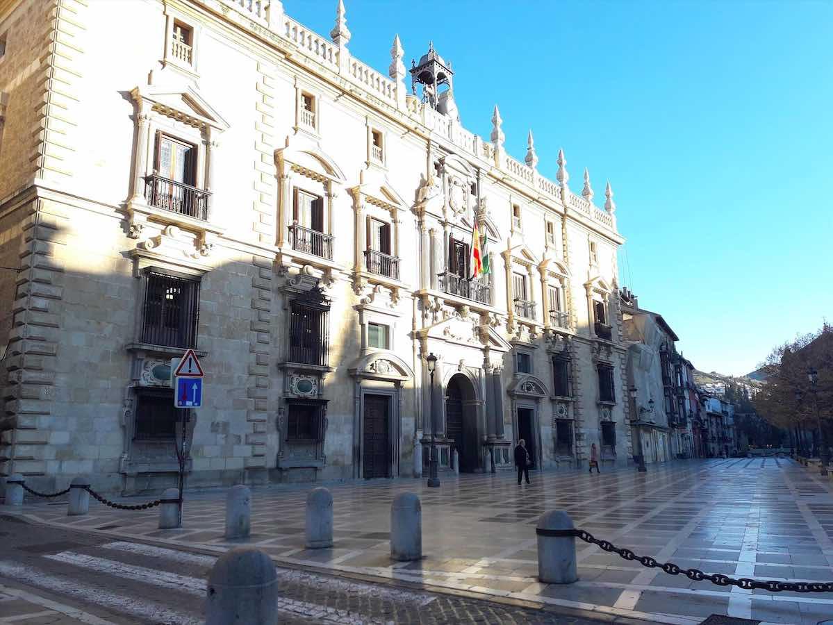 Archivo de la Real Chancillería de Granada (Foto: Europa Press).