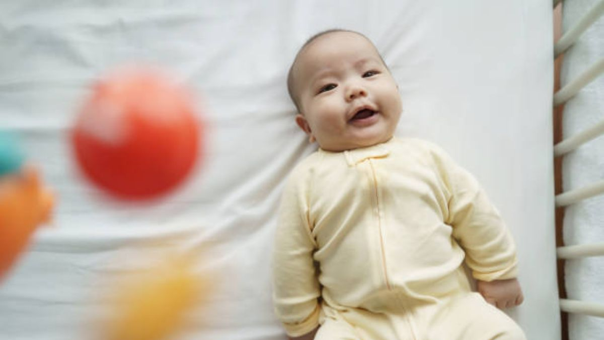 Las principales etapas del desarrollo del bebé