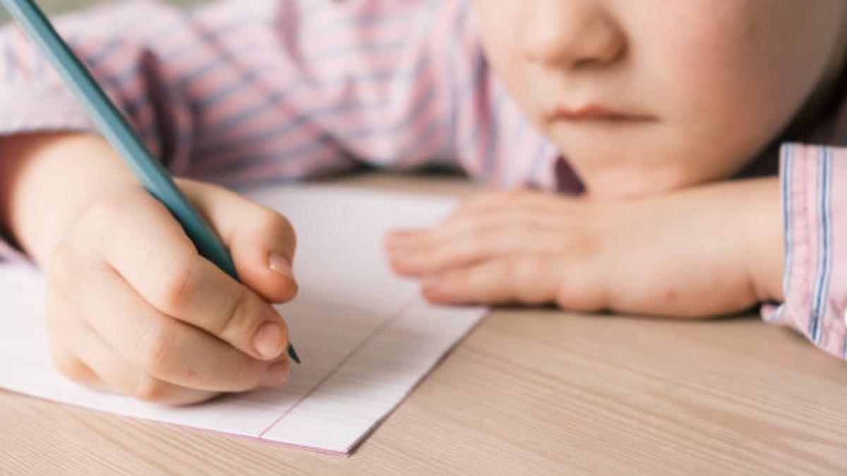 Pautas para estimular a los niños a escribir