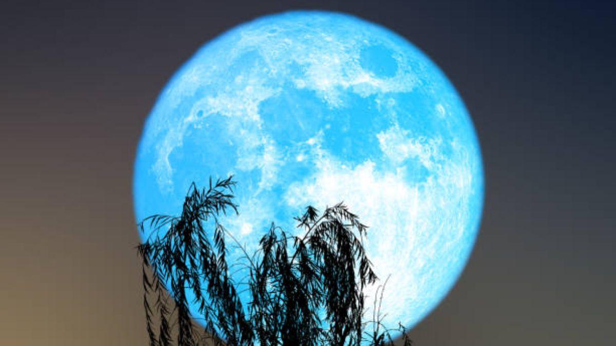 Descubre qué es la Luna de gusano que vamos a poder admirar este fin de semana