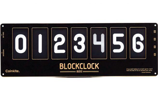 reloj criptomonedas