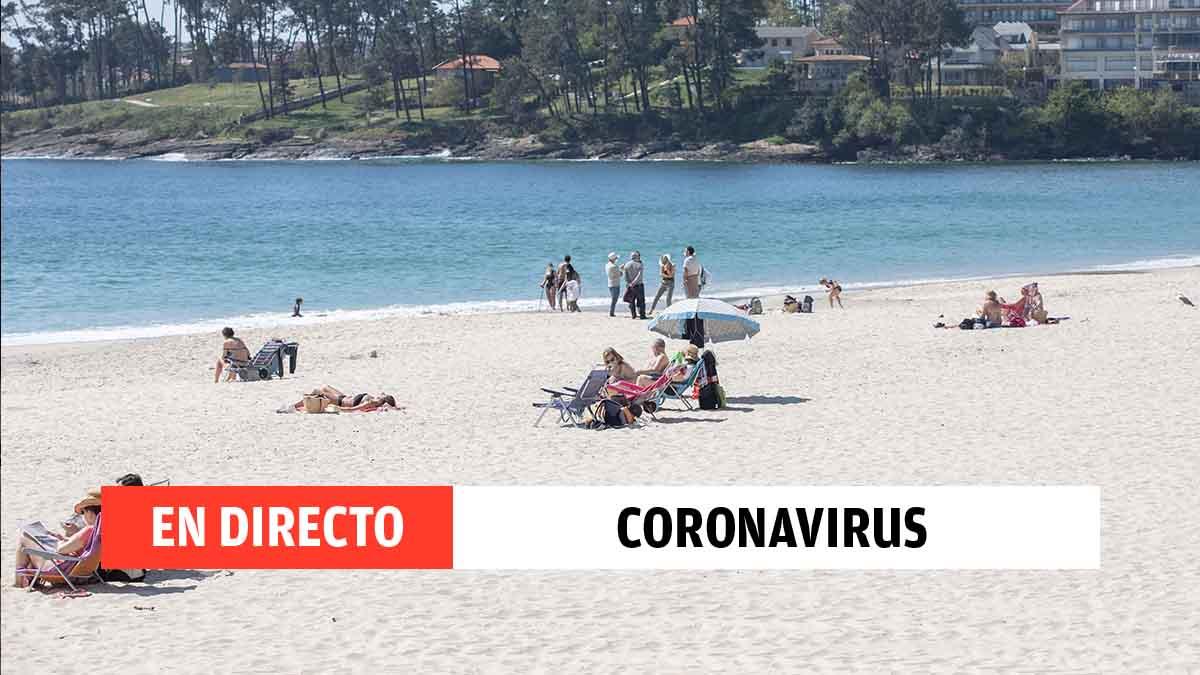 Directo sobre el coronavirus en España, datos y medidas copia