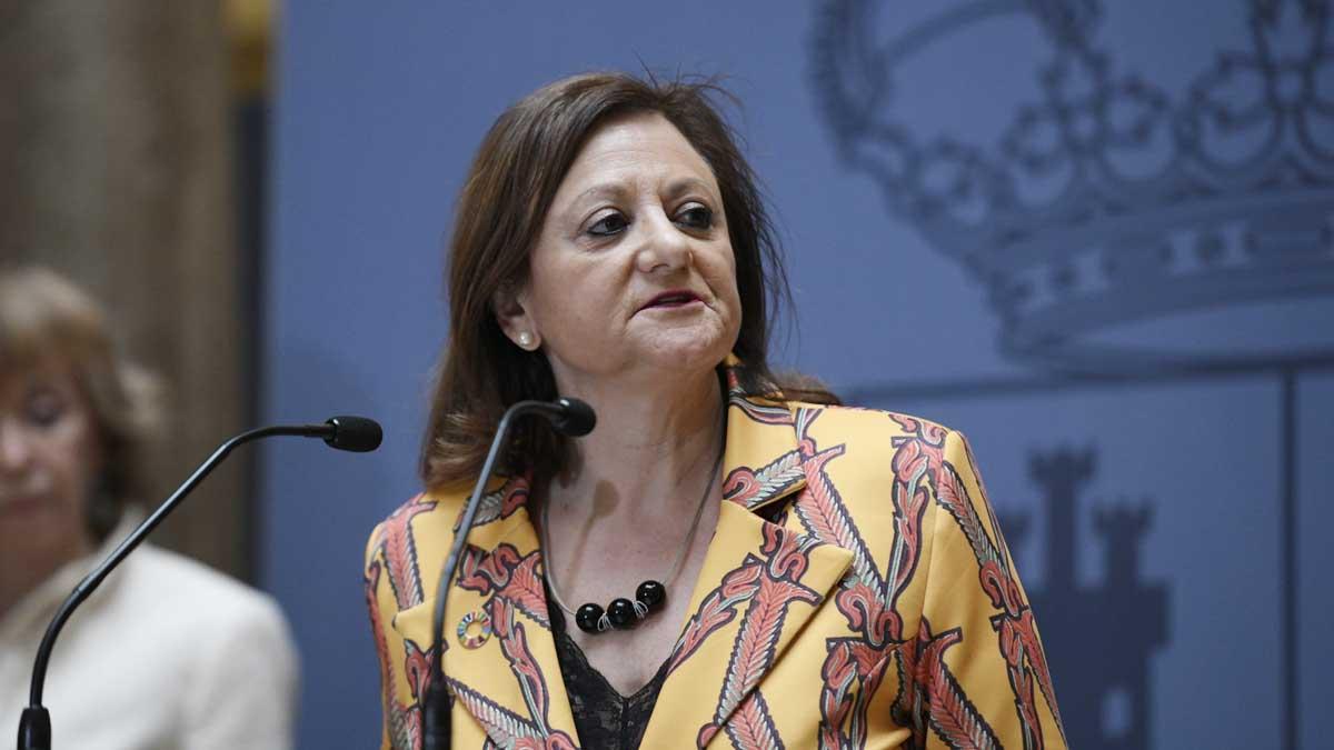 La secretaria de Estado de Asuntos Exteriores, Cristina Gallach. Foto: Europa Press