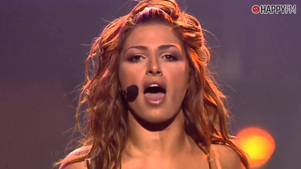 Helena Paparizou actuará en Eurovisión 2021