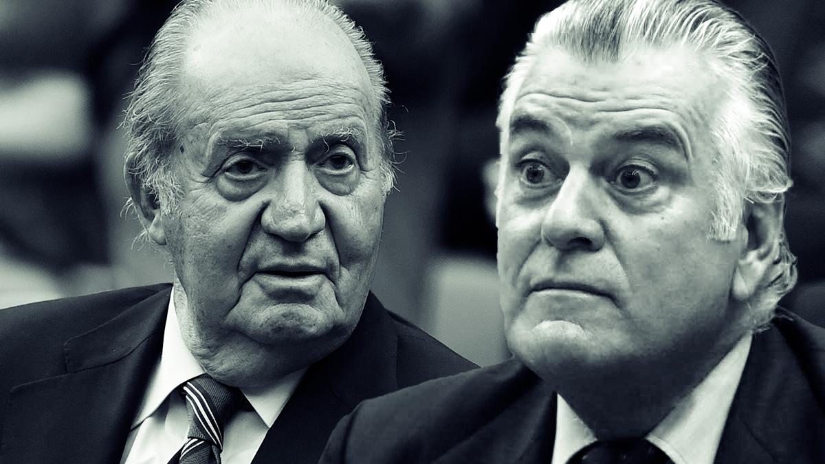 Juan Carlos I y Luis Bárcenas ocultaban millones a Hacienda en el Lombard Odier de Suiza.