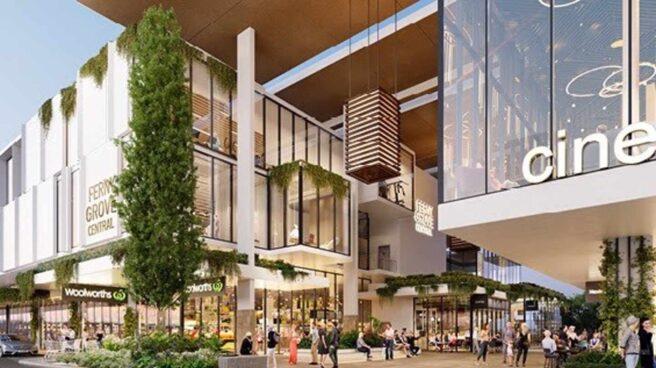 Centro de ocio que Cimic construirá en Brisbane EP