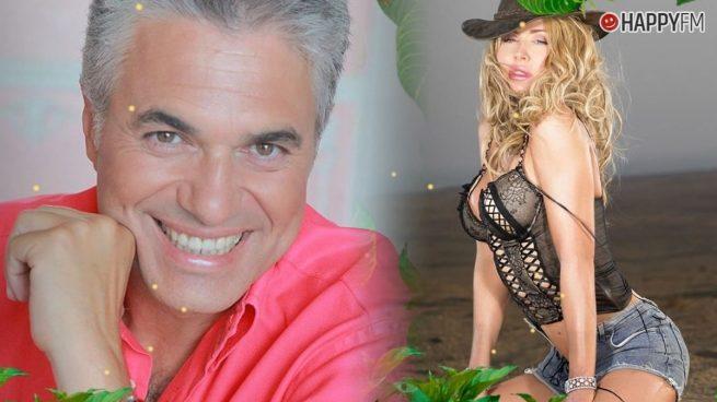 Agustín Bravo y Valeria Marini participarán en 'Supervivientes 2021'