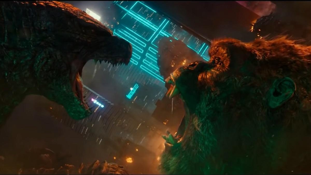 'Godzilla vs Kong' triunfa en taquilla (Warner Bros-Legendary Pictures)