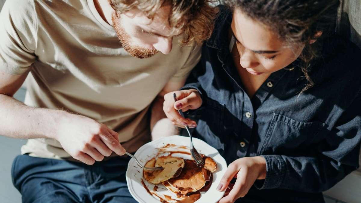 El ánimo influye en la forma de comer