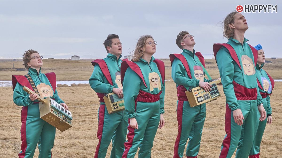 Representantes de Islandia en Eurovisión 2021
