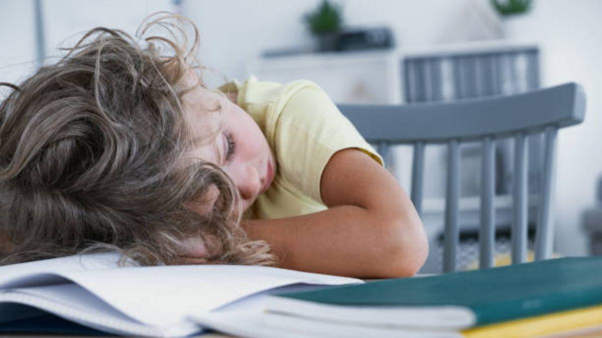 Cómo afecta a los niños los trastornos del sueño