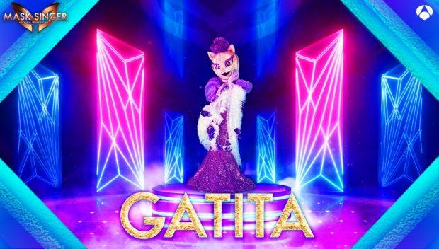 La gatita será una de las nueva máscaras que veremos en 'Mask singer 2'