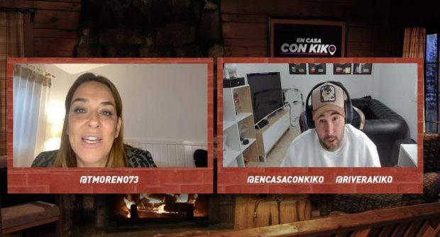 Kiko Rivera y Toñi Moreno