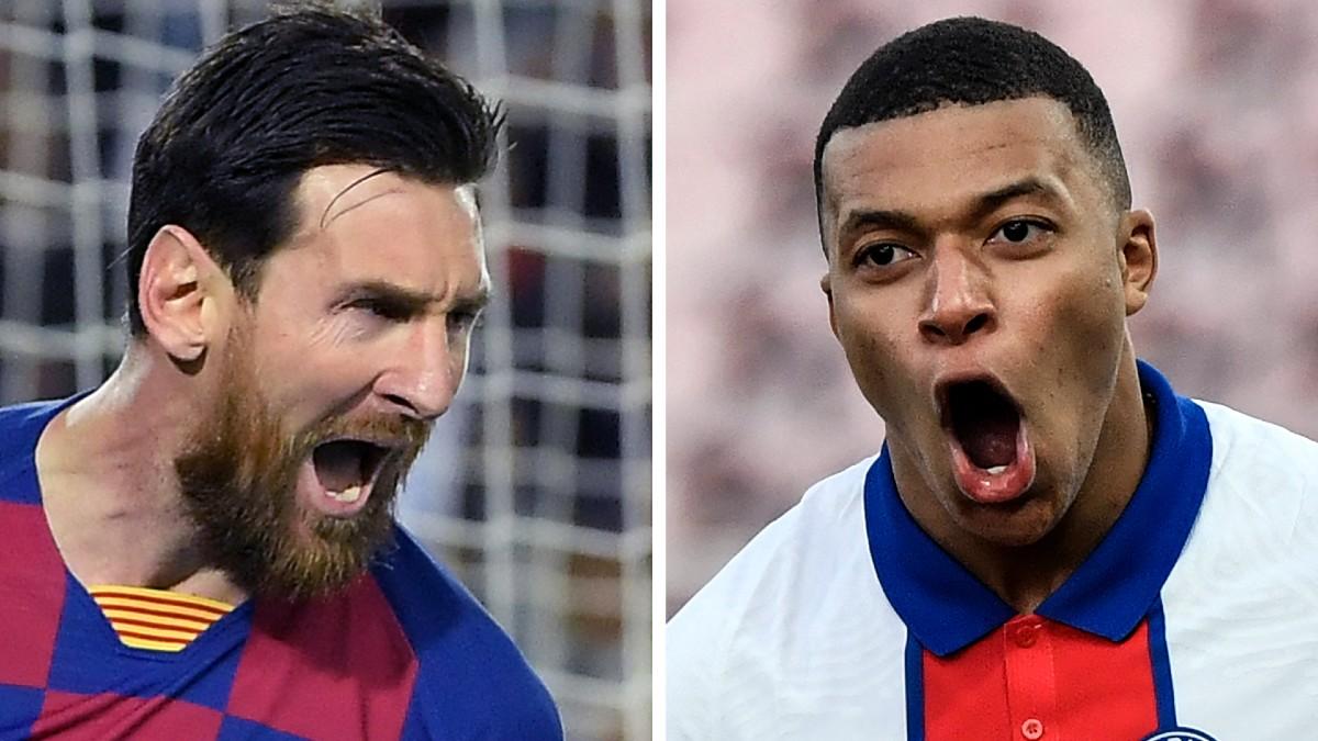 Messi, el jugador con mayor rendimiento de 2021.