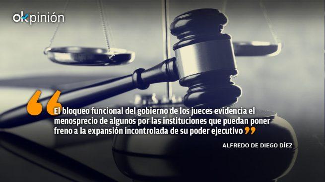 El secuestro del Poder Judicial