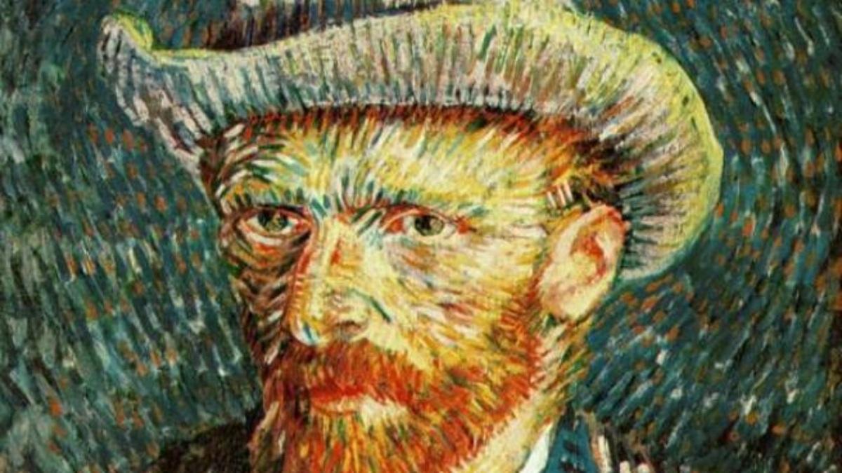 El pintor Vincent van Gogh