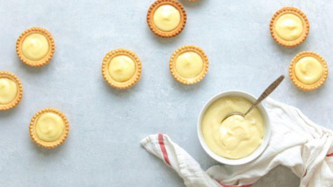 5 recetas para cocinar una increíble crema pastelera casera personalizada