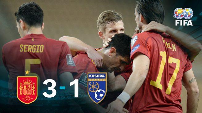 España Kosovo